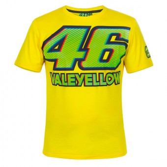 d3e88cf27 T-Shirt VR46 Jaune