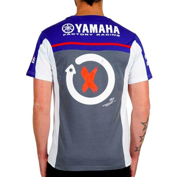Jorge Lorenzo T-Shirt Yamaha Blue Lorenzo 99
