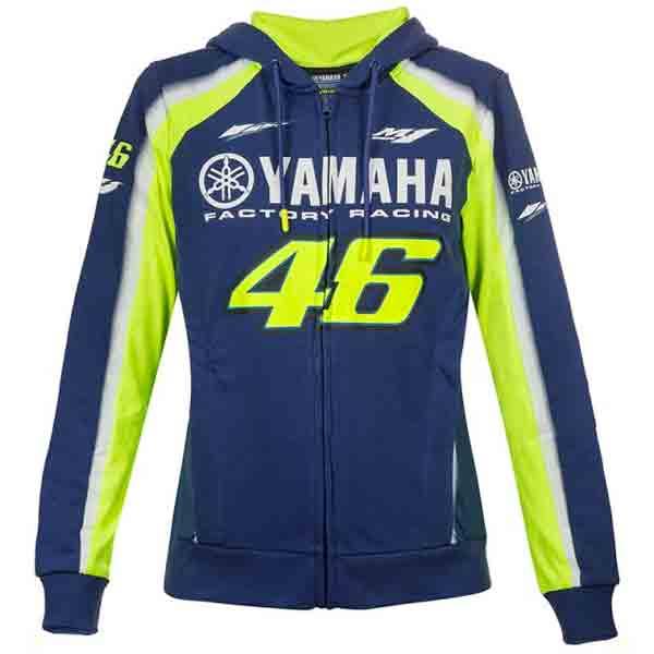 Au Meilleur Racing 46 Vr46 Yamaha Zip Bleu Prix Veste Lady Hoodie Vr p7UqznzO