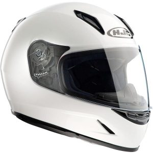 Casque HJC Cly blanc