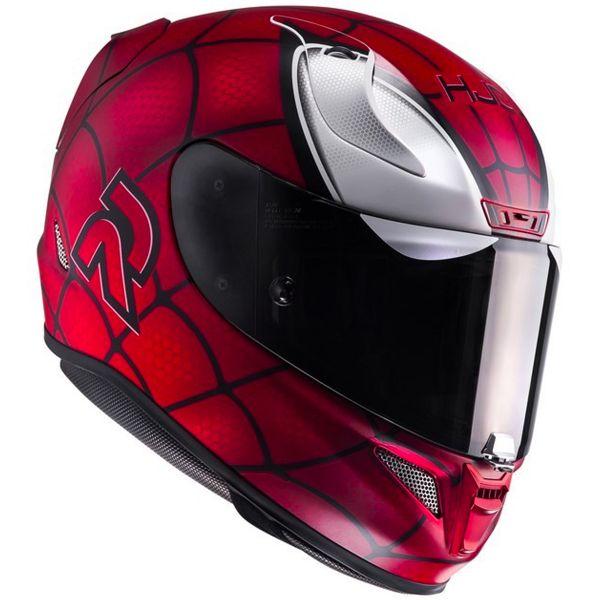 casque HJC Marvel Spiderman