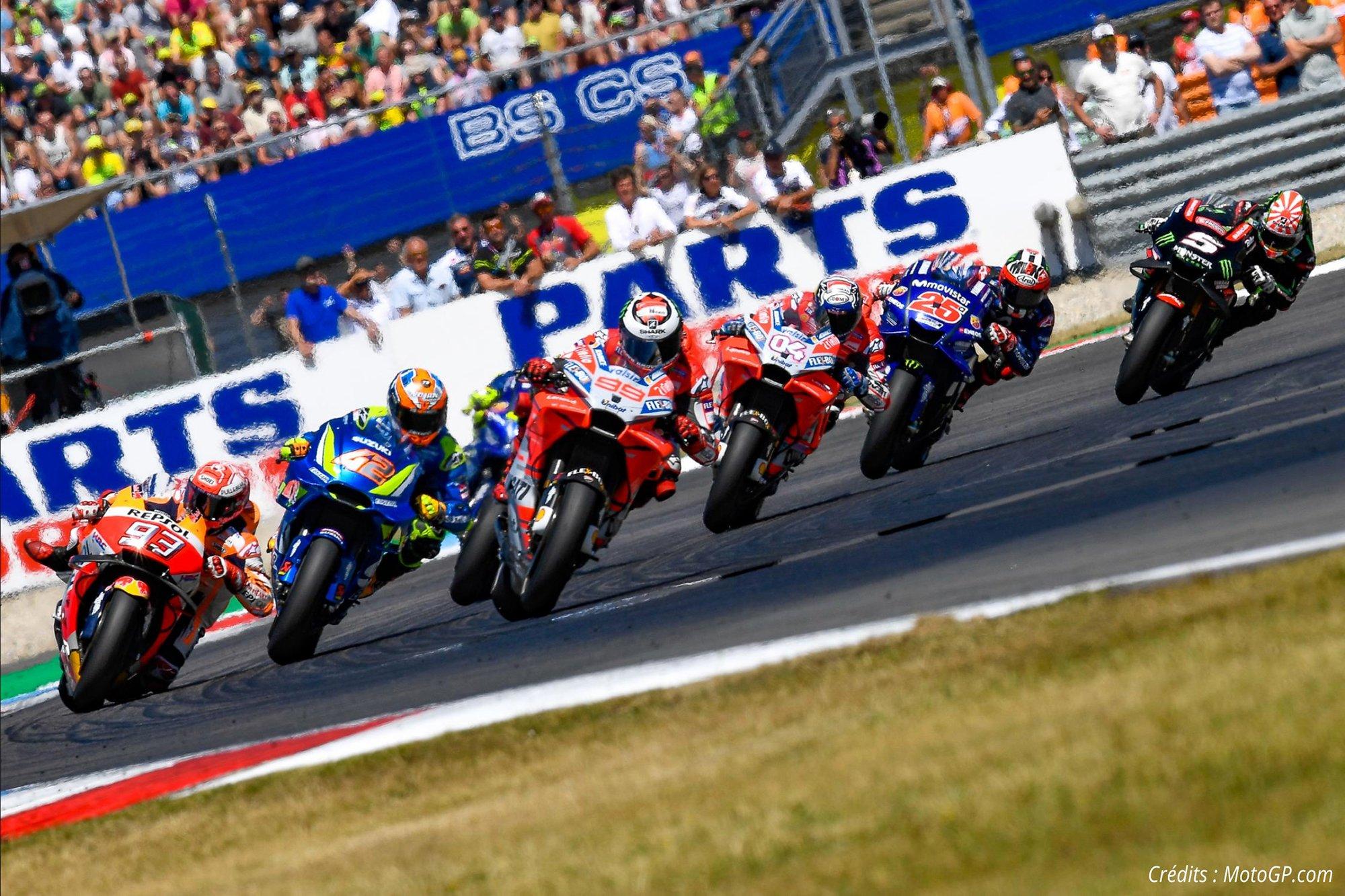 MotoGP vs WorldSBK