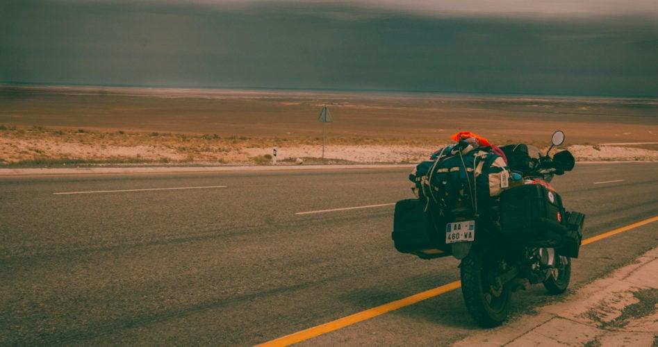 moto-+-désert